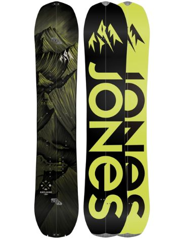 Jones Snowboards Explorer Split 162 2018