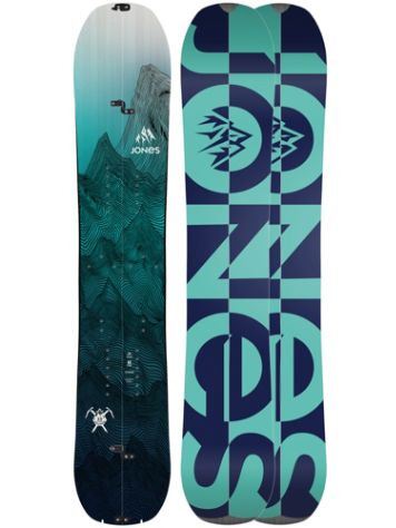 Jones Snowboards Solution 156 2018