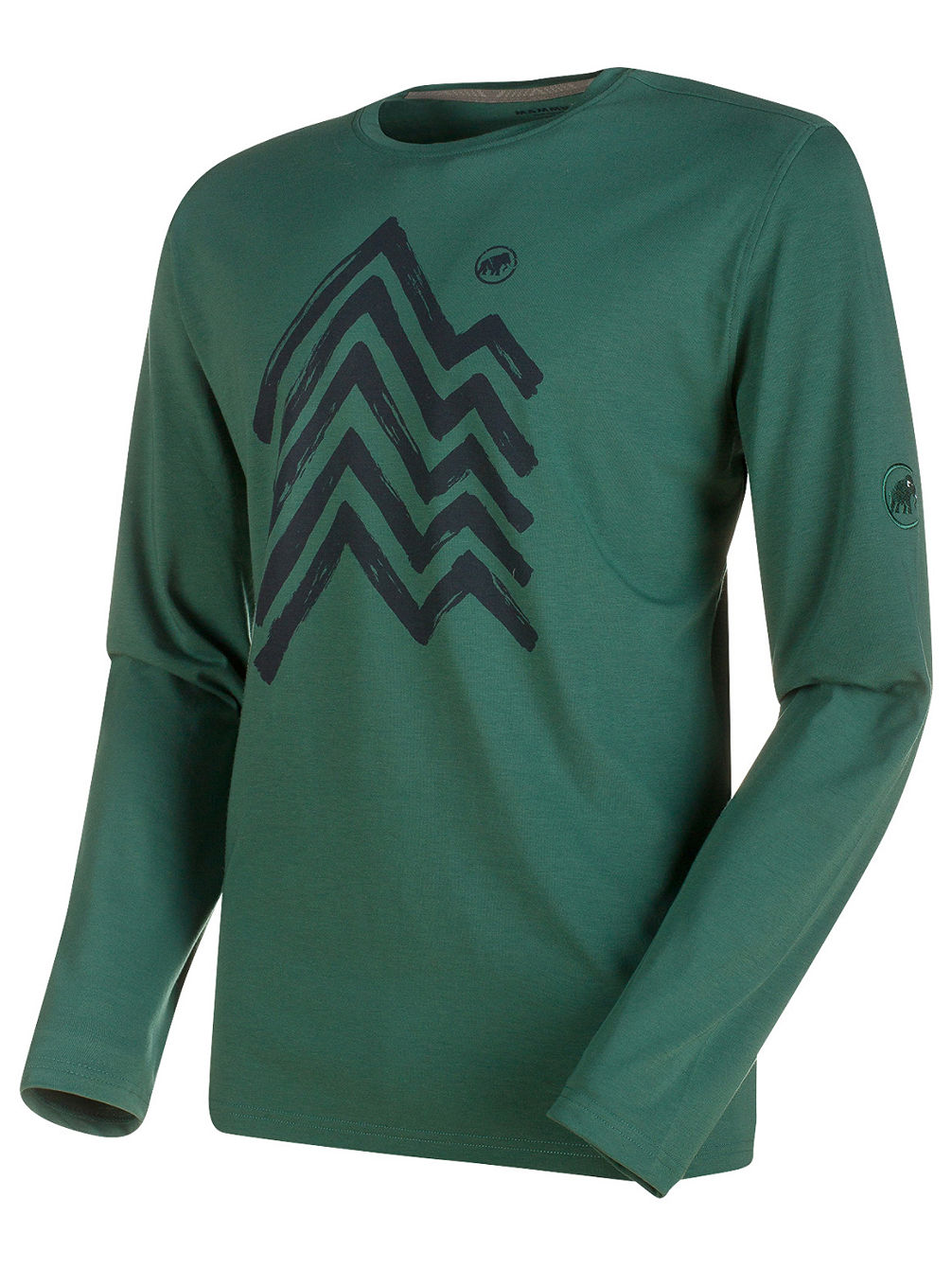Buy Mammut Fedoz Tech Tee Ls Online At Blue Tomato Com