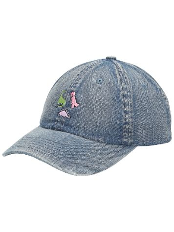 A.Lab Girls Dino Denim Cap