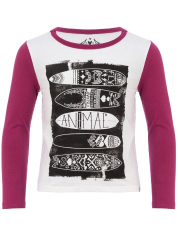 Animal Maaka T-Shirt LS Girls