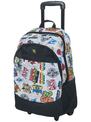 Rip Curl H Logo Wheely Proschol Backpack