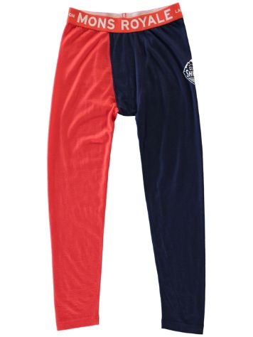 Mons Royale Merino Long-John Tech Pants Boys