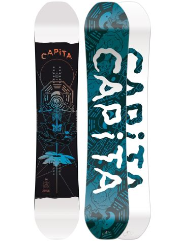 Capita Indoor Survival 160 2018 Snowboard