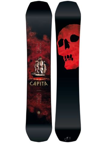 Capita The Black Snowboard Of Death 162 2018