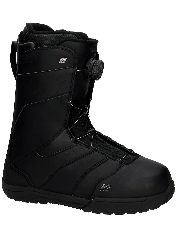 K2 Raider 2019 black Herren