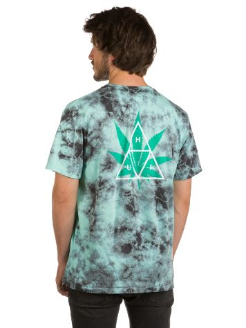 HUF 420 Triple Triangle Camiseta