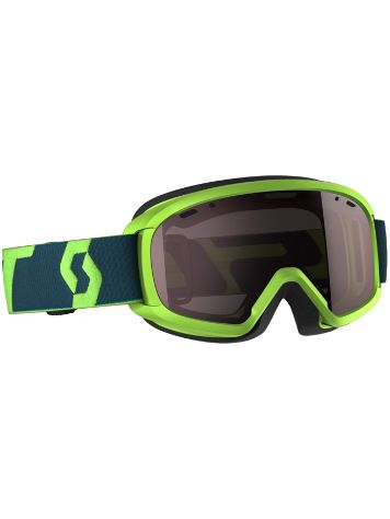 Scott Witty Green/Blue Youth Goggle