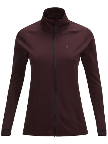 Peak Performance Power Zip Fleece Jacket