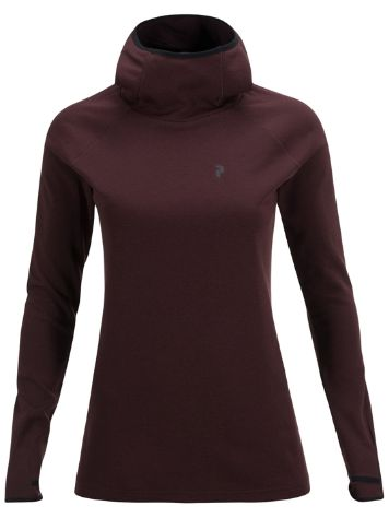 Peak Performance Power Hood Funktionsshirt LS
