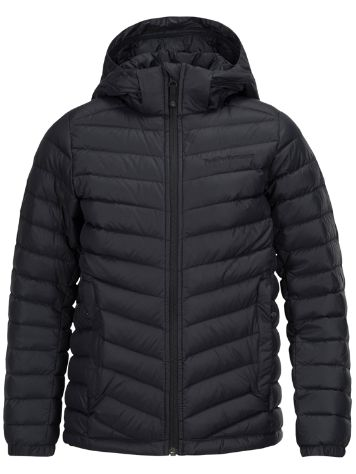 Peak Performance Frost Down Hooded Chaqueta niños