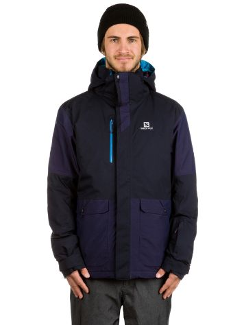 Salomon Stormtrack Jacke