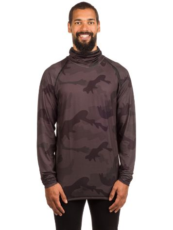 Horsefeathers Riley Neck Funktionsshirt LS