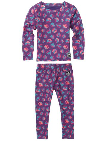 Burton Fleece Set Minishred Girls