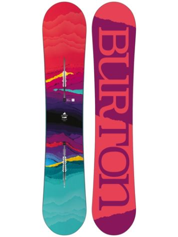 Burton Feelgood Flying V 152 2018 Snowboard