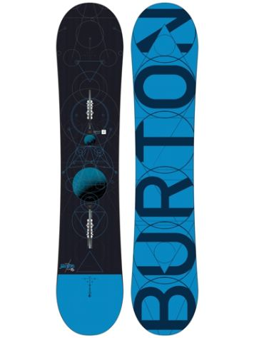 Burton Custom Smalls 135 2018 Boys Snowboard