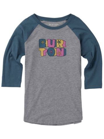 Burton Antidote Raglan T-Shirt Girls