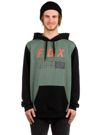Fox District 3 Hoodie