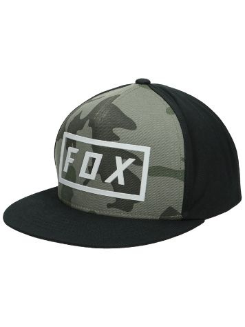 Fox Fumed Snapback Gorra