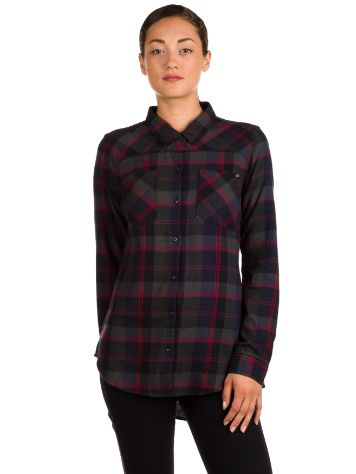 Fox Flown Flannel Camisa