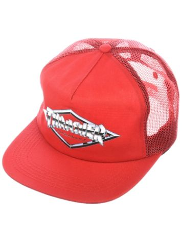 Thrasher Diamond Emblem Trucker Cap