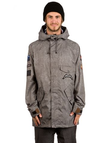 Sessions Metallica Colab Jacke
