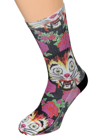 Stance Cat Man Do High Boy Socken