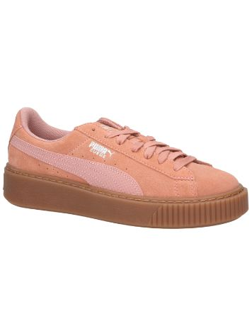 Puma Basket Platform Animal Sneakers Frauen