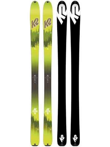 K2 Wayback 96mm 177 2018 Tourenski