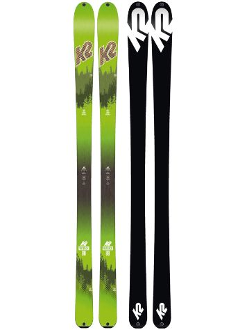 K2 Wayback 88mm Ecore 174 2018 Tourenski