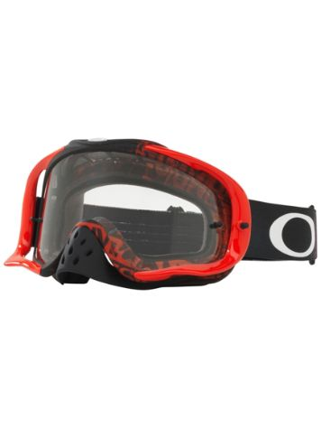 Oakley Crowbar Mx Distress Tagline Red/Purple
