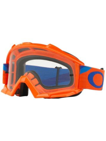 Oakley Proven Mx Heritage Racer Orange/Blue