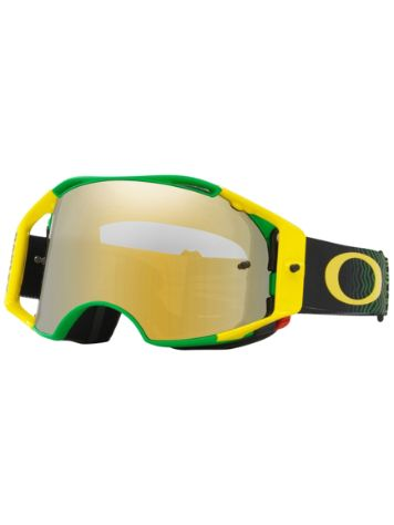 Oakley Airbrake Mx Shockwave Green/Yellow