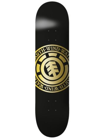 "Element Seal Gold 8.25"" Skateboard Deck"