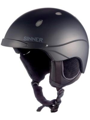 Sinner Titan Helmet matte black Gr. L