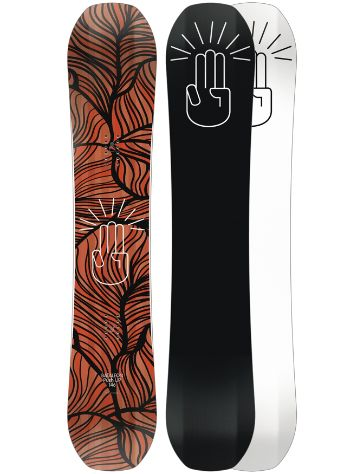 Bataleon Push Up 146 2018 Snowboard