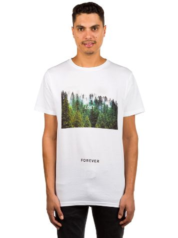 Dedicated Lost Forever Camiseta