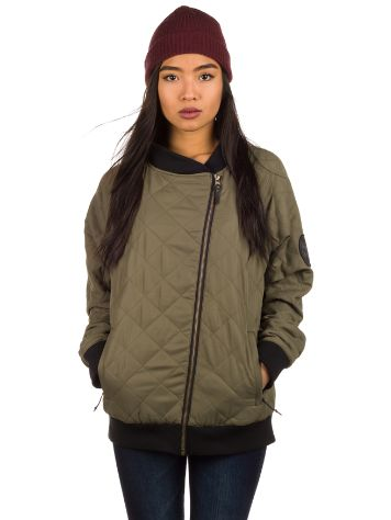 Saga Outerwear Quilted Bomber Jacke