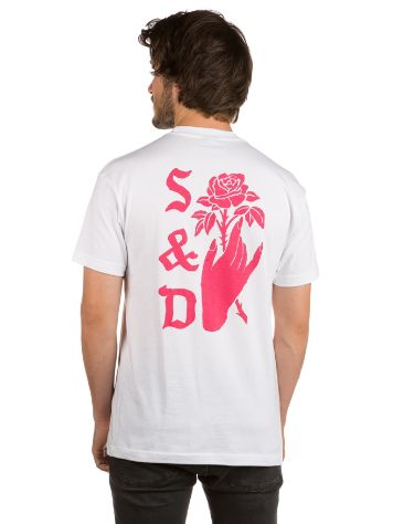 Swallows and Daggers Rose Hand T-Shirt