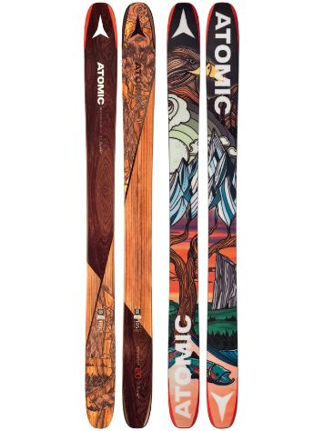 Atomic Backland Bent Chetler 192 2018 Ski