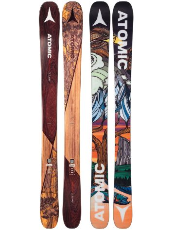 Atomic Backland Bc Mini 143 2018 Youth Ski