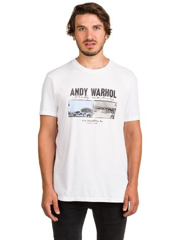 Billabong X Warholsurf Film Inc Camiseta