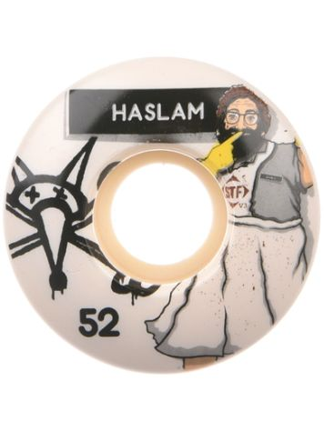 Bones Wheels Stf Haslam Lunch Lady 83B V3 52mm Wheels