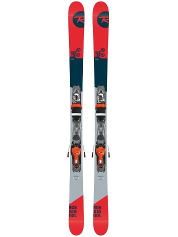 Rossignol Sprayer 158 + Xpress 10 B83 Blk/Red 2018 Freeski-Set