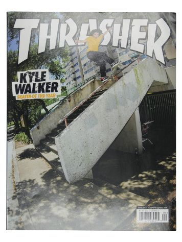 Thrasher Thrasher Issue 2017 April