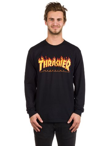 Thrasher Flame Camiseta