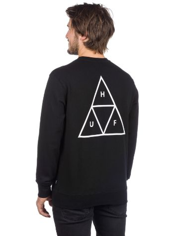 HUF Triple Triangle Crew Sweater
