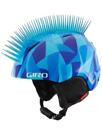 Giro Launch Plus Helm jongens