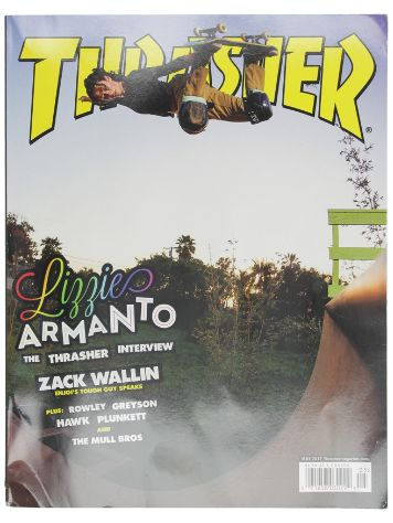 Thrasher Thrasher Issue 2017 Mai