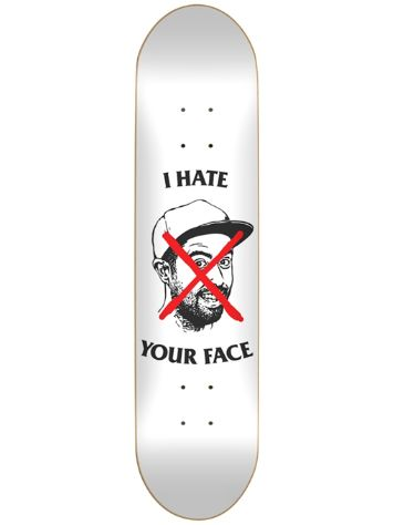 "Skate Mental Staba I Hate Your Face 8.625"" Skateboard"